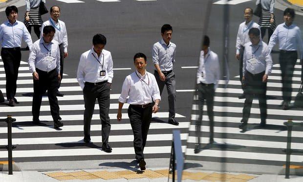 Ιαπωνία: η ιστορία με τις «λαμπερές Δευτέρες»