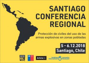 Latin America: Conference on the Protection of Civilians from the Use of Explosive Weapons in Populated Areas