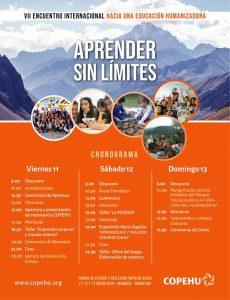 """Séptimo Encuentro Internacional """"Hacia una Educación Humanizadora"""" en Mendoza"""