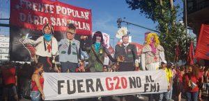 ALBA Movimientos: Declaración de la V Reunión de Coordinación Continental de Buenos Aires