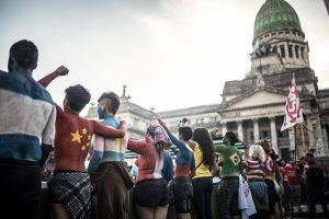 G20: False dilemmas, theatre and cruelty