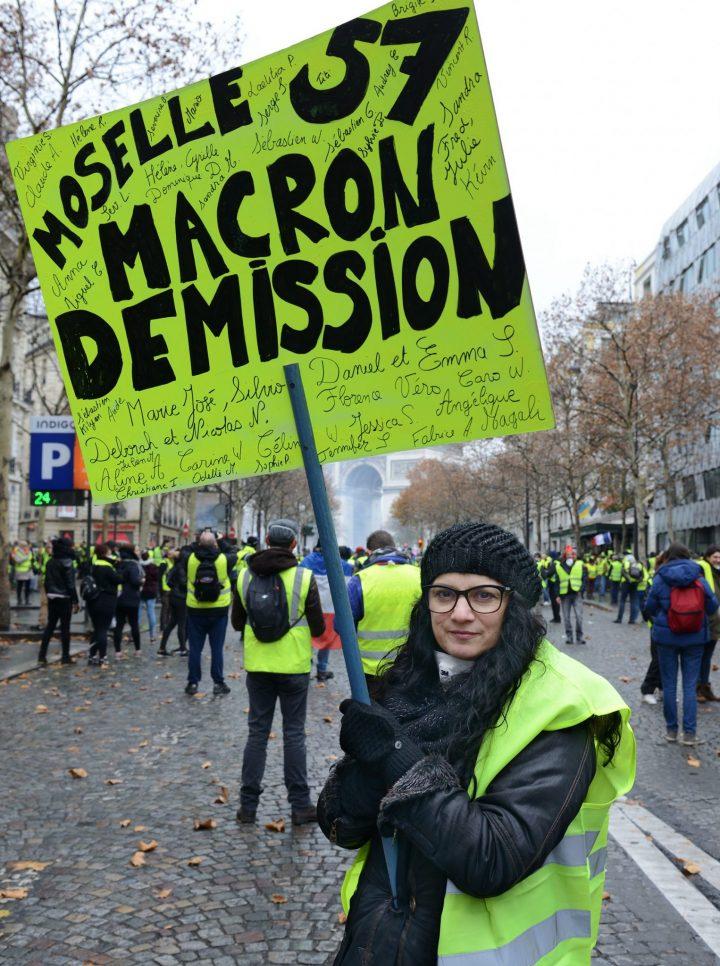 Amnesty, Francia: Eccessivo l'uso della forza contro i gilet gialli