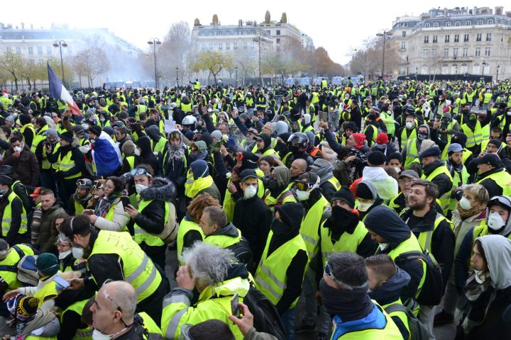 Yellow Vests (Gilets Jaunes): where Democracy is on the march! [2/2]