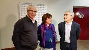 Baltasar Garzón y Gaspar Llamazares confirman que Actúa concurrirá a las elecciones europeas y municipales