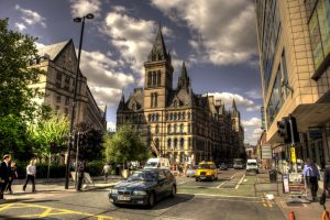 Manchester becomes the first major European city to endorse ICAN's cities appeal