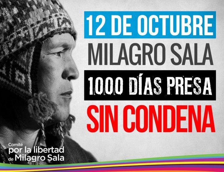 Argentinien: Milagro Sala ist nicht alleine