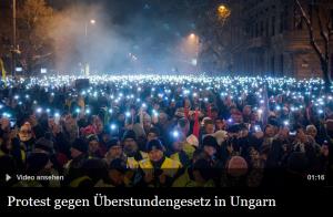 Protestiert bald halb Europa?