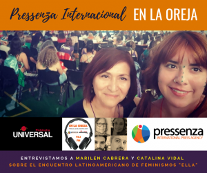 Pressenza Internacional En La Oreja 14/12/2018