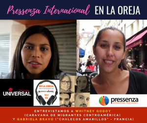 Pressenza Internacional En La Oreja 30/11/2018
