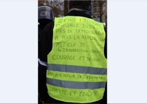 Vers une crise de régime en France
