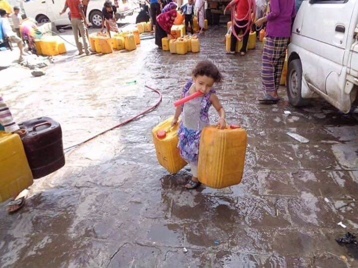 Yemen, Poisoned Water, and a Green New Deal