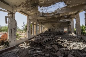 Yemen war: UN-backed talks to silence the guns begin in Sweden