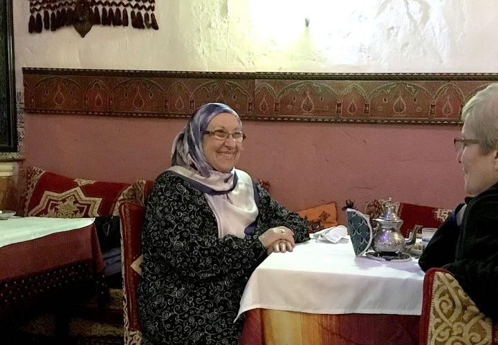 Άμπαρο Σάντσεθ Ροσέγ: Η αξία του διαλόγου και ο ρόλος της γυναίκας στην κοινωνία