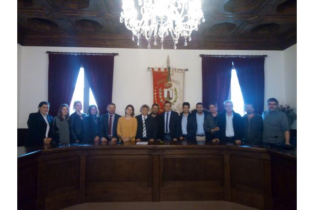 E' nata a Gioiosa Ionica (Rc) l'Associazione Solida, la prima Rete Europea di Comuni Solidali