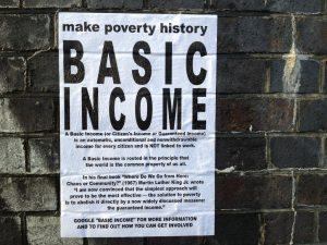 Regno Unito: uno studio per sperimentare il reddito di base