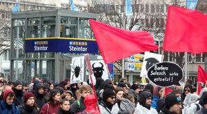 #NOPOG: Demo gegen das umstrittene Polizeigesetz in Niedersachsen und NRW