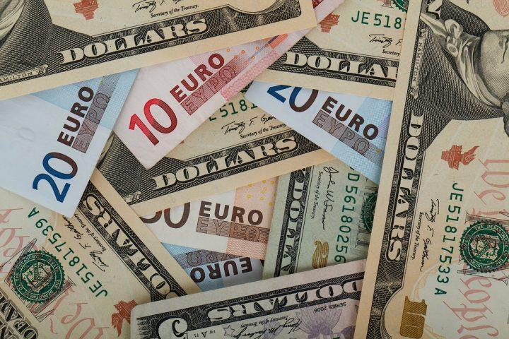 Euro statt Dollar