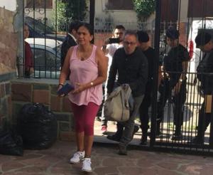 Milagro Sala fue trasladada a su casa de Cuyaya