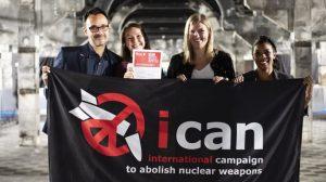 ICAN celebra la ratificación del Tratado de Prohibición de Armas Nucleares por parte de San Vicente y las Granadinas