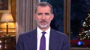 España: críticas al discurso navideño real y al rey