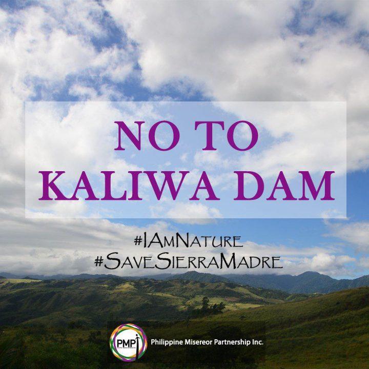 PMPI Statement on the Kaliwa Dam Project