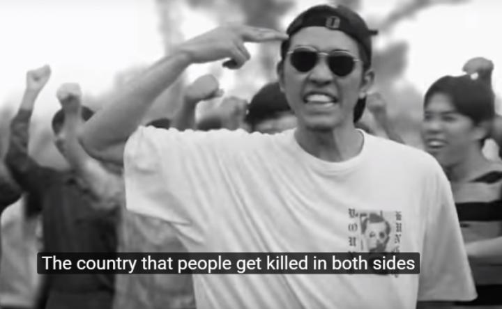 Sob ameaça de prisão, rap que critica militares viraliza na Tailândia