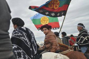 La ruta digna tras el asesinato del lamngen Camilo Catrillanca