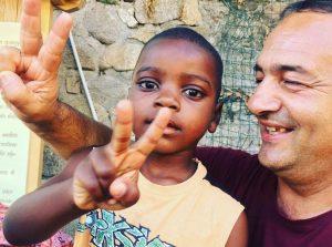 Mimmo Lucano: «Después de todo, tengo suerte. Y no me rindo»