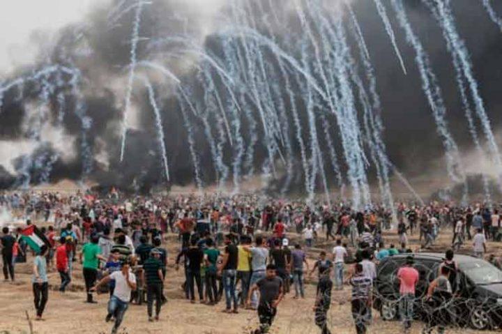 Acontecimientos más importantes del 2018 de la Franja de Gaza