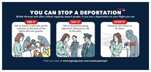 December 18th, International Migrants Day, solidarity and actions in the UK
