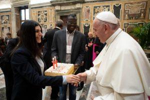 """Papa Francesco ai leader del mondo: """"andate a Rondine, dove i vostri giovani preparano la pace"""""""