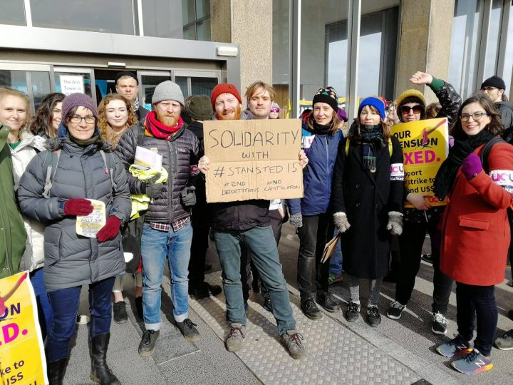 Stansted 15 respond to guilty verdict