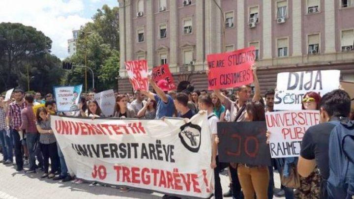 Albania: rimpasto di governo e studenti