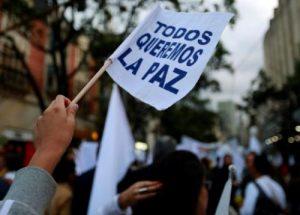 Colombia, la paz enredada