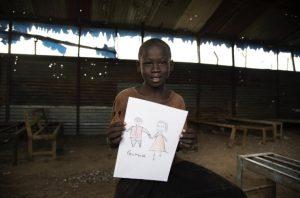 La cifra de la indiferencia: 15 mil niños desaparecidos en Sudán del Sur