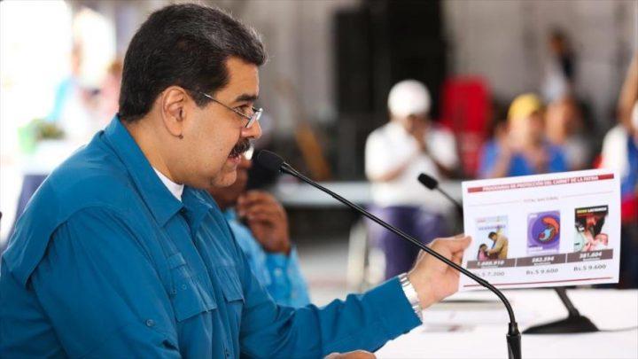 Maduro: «He decidido romper relaciones diplomáticas y políticas con EE.UU.»