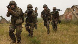 Turquía revela las posiciones de las tropas francesas en Siria