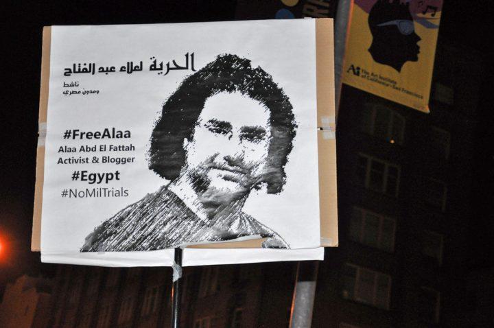 100 dias para Alaa: família do ativista egípcio conta os dias até sua libertação da prisão