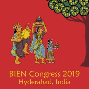 19° Congresso mondiale delle reti per il reddito di base. Nel 2019 sarà in India