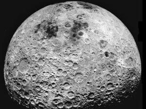 La sonda china Chang'e-4 se posa en la cara oculta de la Luna