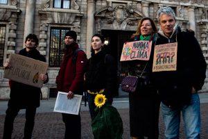 Sarah Marder: huelgas del clima para abrir el futuro