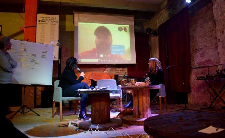 Conferenza Pressenza Milano - Gatti