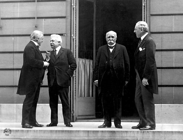 Treaty of Versailles began the modern era of multilateralism – 100 years on, is a new world older emerging?