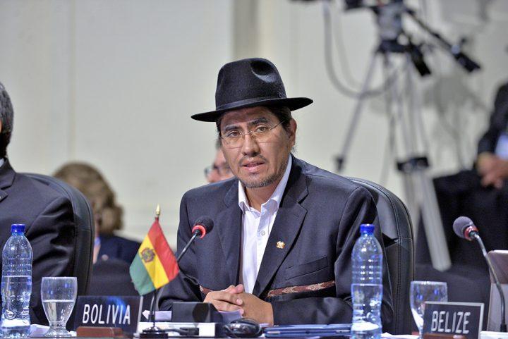 CIDH sesionará por primera vez en Bolivia