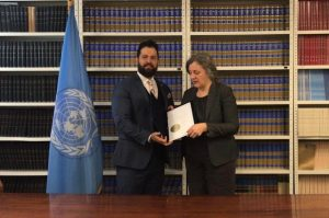 El Salvador becomes the 21st state party to the Treaty on the Prohibition of Nuclear Weapons