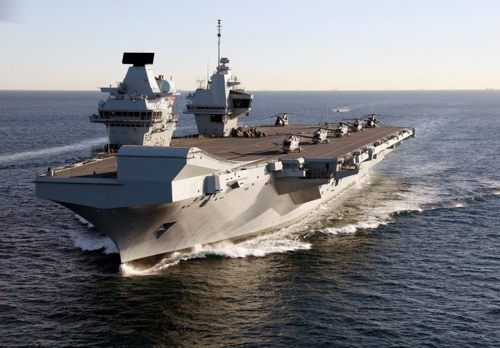Drones caused havoc at Gatwick, so why are governments still spending billions on tanks and aircraft carriers?
