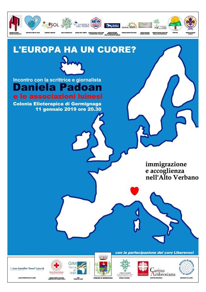 L'Europa ha un cuore? Immigrazione e accoglienza nell'alto Verbano