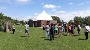 Videos: Medita Rosario realizó inspiradora Jornada de Reflexiones y Experiencias en Parque Carcarañá, Argentina