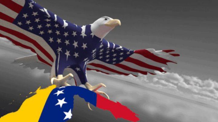 Venezuela fest im Griff der USA