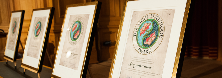 Nominations Open: Propose a Candidate for the 40th Right Livelihood Award